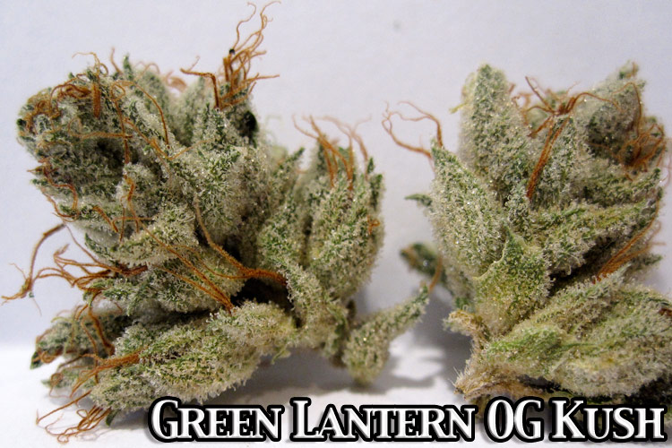 Green Lantern OG Kush