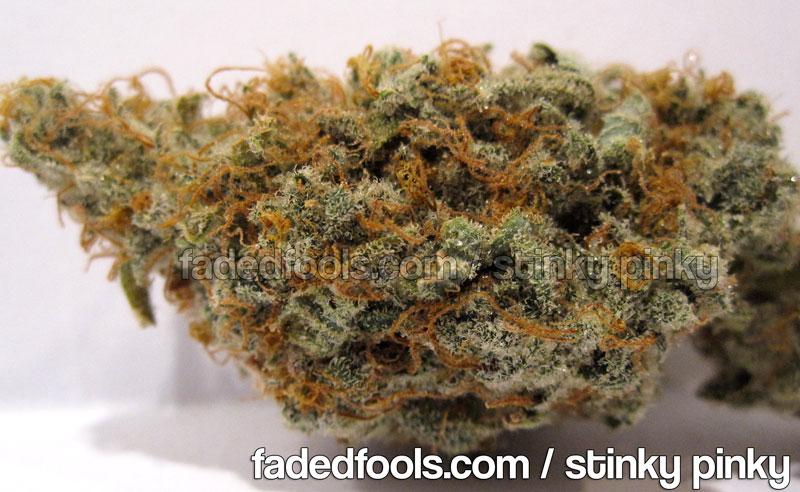 stinky pinky marijuana